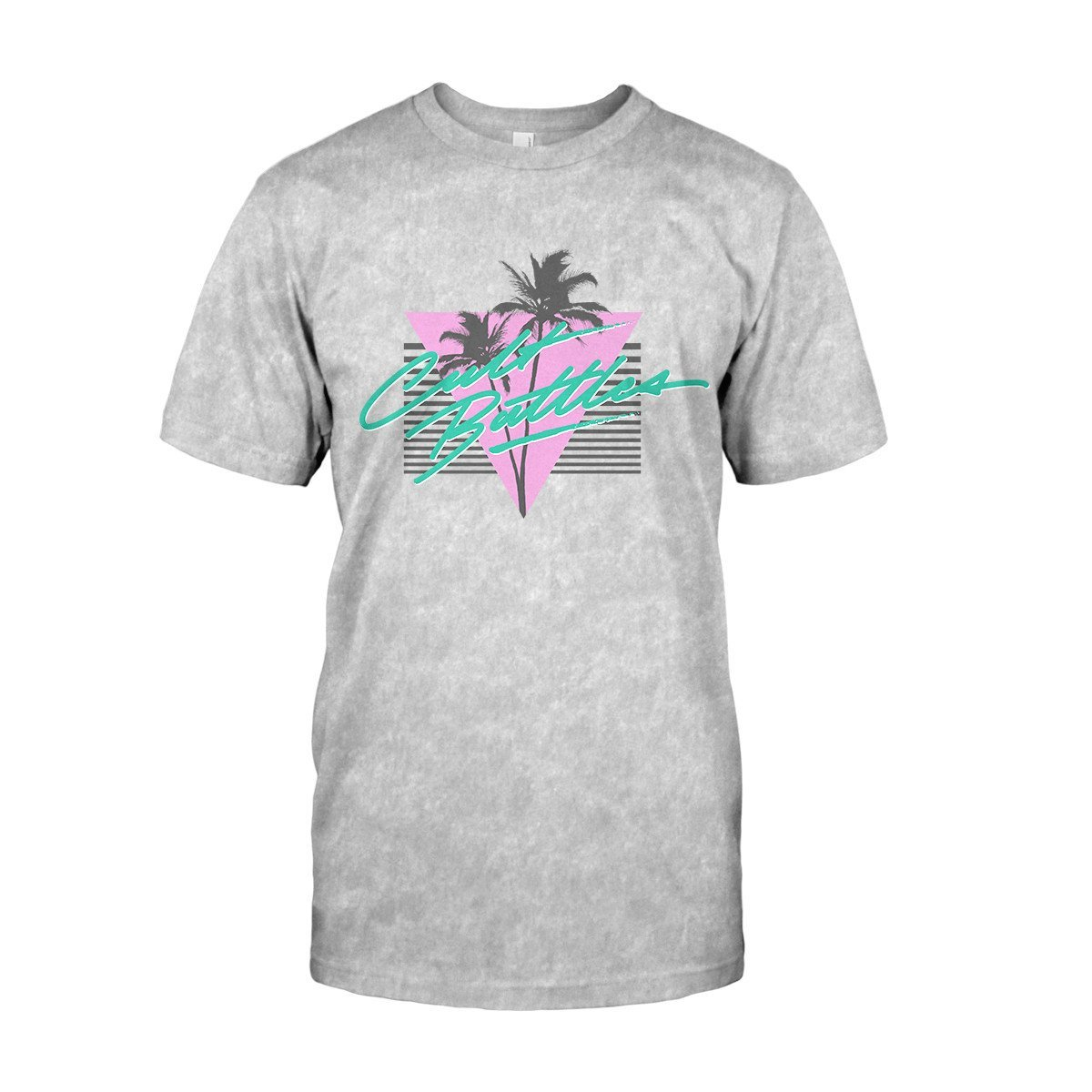 cult battles product - Poolside T-Shirt