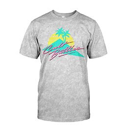 Sunset T-Shirt Cult Battles Merchandise